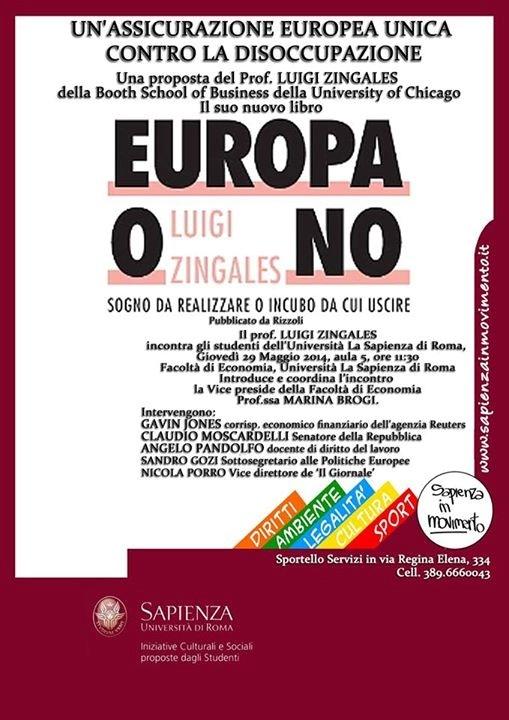 Come rilanciare l'Europa?